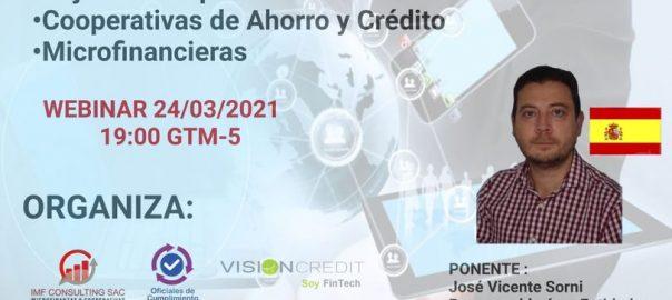 Solución Tic para Cajas municipales, cooperativas de ahorro y crédito y microfinancieras