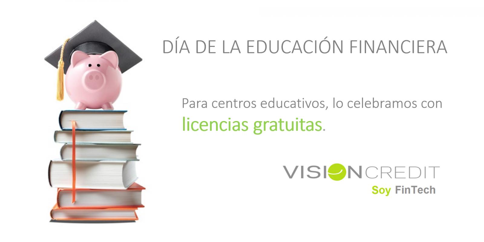 Día de la educación financiera VisionCredit