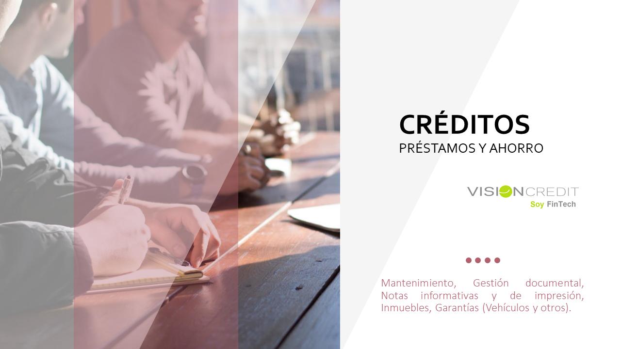 Software Crédito