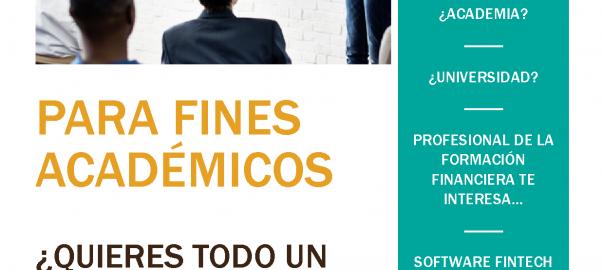 Formacion académica Fintech gratis