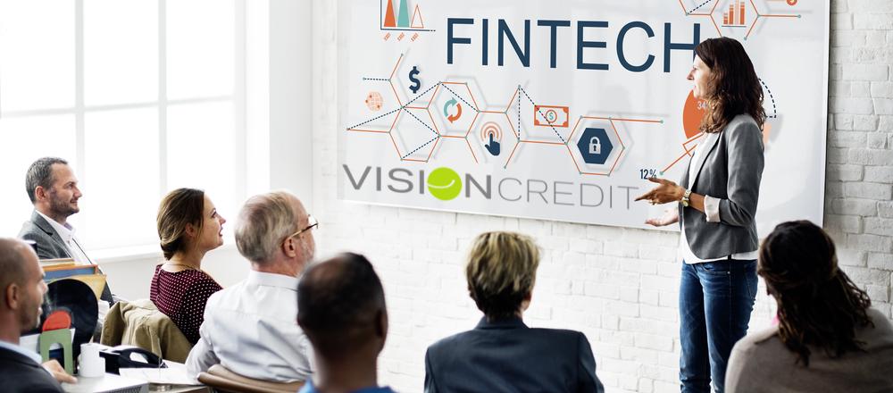 Fintech VisionCredit solución informática