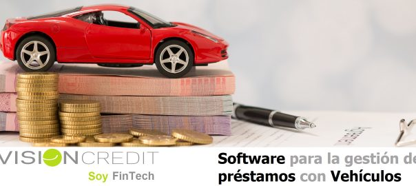 VisionCredit Software Préstamos Coches